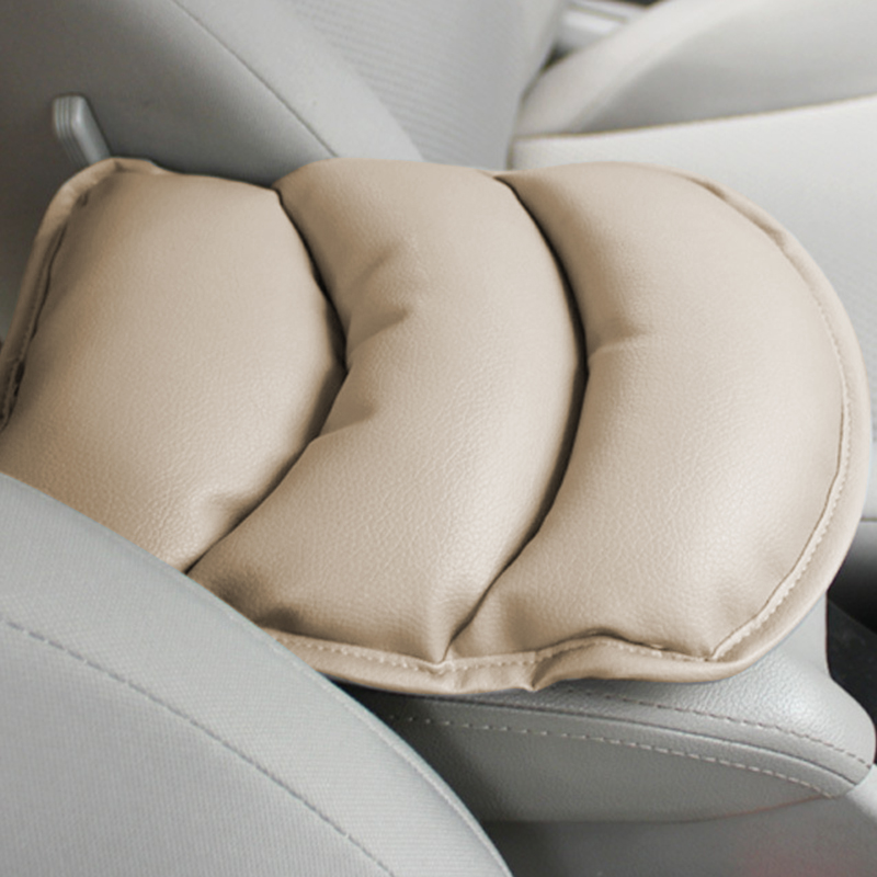 Onever Car Center Consoles Cushion PU Durable Car Arm Rest Comfortable Safe Car Interior For Most Car Types On Market New