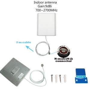 Image 2 - 2G 3G 4G антенны с комплектом кабелей 15 м для усилителя сотового сигнала для CDMA GSM DCS WCDMA LTE ретранслятор сетевого сигнала
