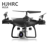 new HJ14W mini drone 720P HD 2 million WIFI camera Drones remote control aircraft resistance 780mah Battery Life RC Helicopter