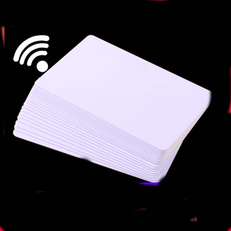 Ic Card Smart Induction Id Card Encrypted Induction Room Card Access Card