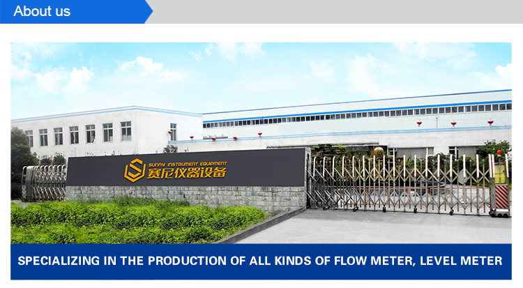 S-LWQ copo de óleo gás turbina medidor de fluxo