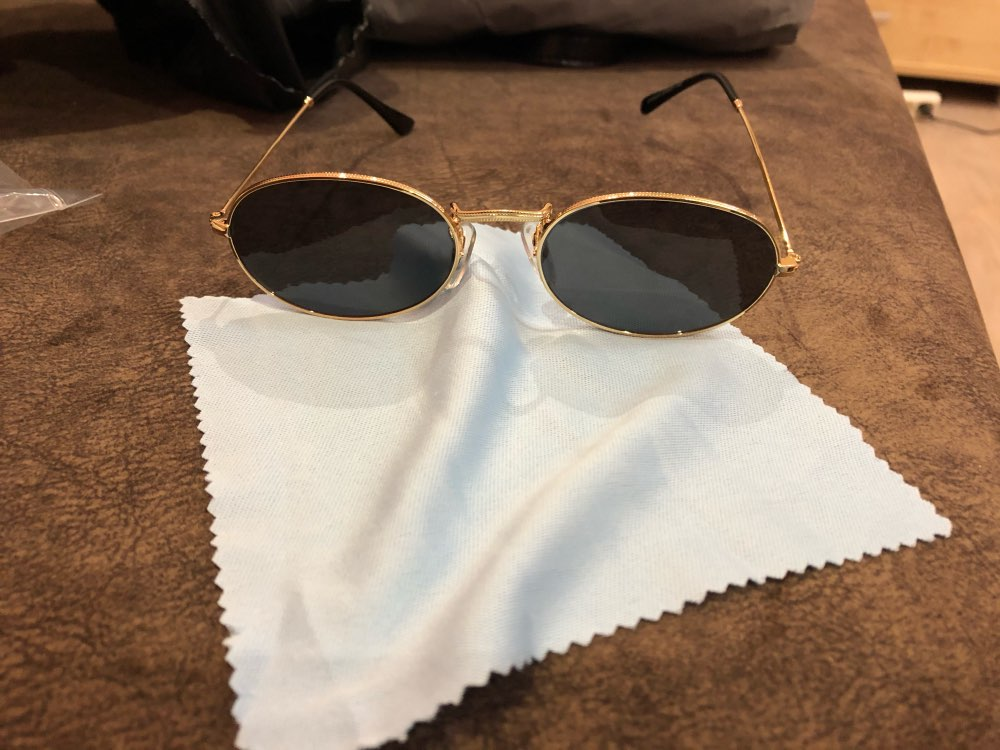 Small Oval Mirror Sunglasses For Women Luxury 2020  Men Brand Designer Eyewear Shades Ladies Alloy Sun Glasses UV400 Eyeglasses