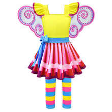 Nancy Fancy Dress For Girl Kids Summer Cosplay Party Outfits