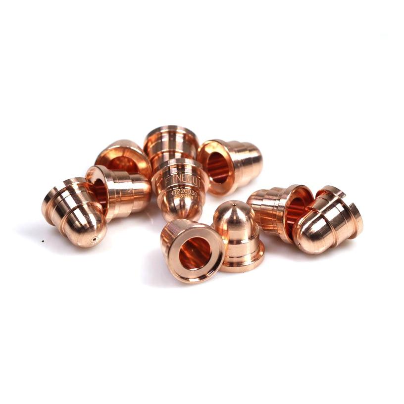 WS Cutting Torch Consumables Ref: 220930 Nozzle Fine Cut 10pcs