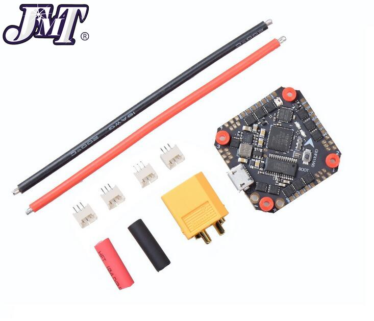 <font><b>JMT</b></font> GHF411AIO F4 Flight Controller AIO Betaflight OSD 2-4S BLHELI_S 20A / <font><b>30A</b></font> <font><b>ESC</b></font> Brushless for 3-5'' Mini RC Drone Quadcopter image