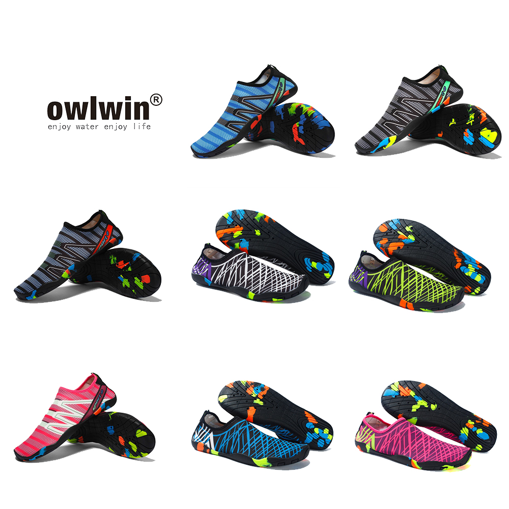Size 35-47 Unisex Sneakers Quick Drying Swimming Shoes Aqua Shoes And Kids Water Shoes Zapatos De Mujer For Beach Male Shoes