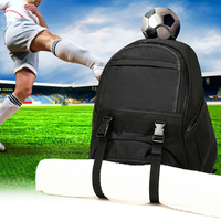 36L Soccer Bag Women Men Sports Backpack for Basketball Volleyball Football For Teenager Boys Soccer Ball Pack Laptop Gym Bag