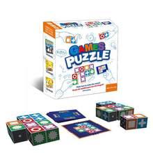 Jogo loucura jogo de tabuleiro jogo mestre crianças inteligência desenvolvimento brinquedo kit de madeira brinquedos multiplayer educacional brinquedo de correspondência