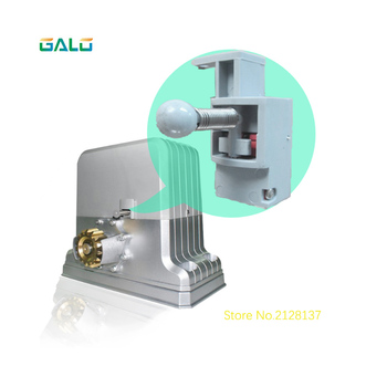 Sliding gate opener electronic limit switch spare part spring limit iron for our sliding gate opener