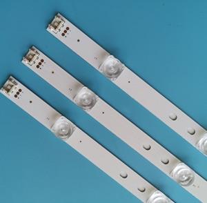 """Image 2 - 3 Cái/bộ 59 Cm 6 Đèn LED Thay Thế Hoàn Hảo Cho LG Innotek Drt 3.0 32 """"Một B 32LB550B 32LB560B 32LB570B 32LB580B 32LB620B 32LB5600"""