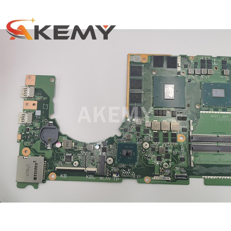 Akemy 90NB0GL0-R00010 DA0BKNMBAB0 Para Asus GL703VM GL703VD
