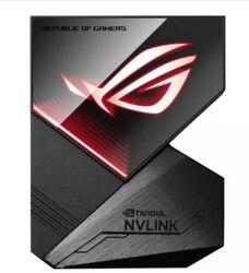 Asus sli ROG-NVLINK-3 6 cm rtx2080ti 그래픽 카드 sli 동기화