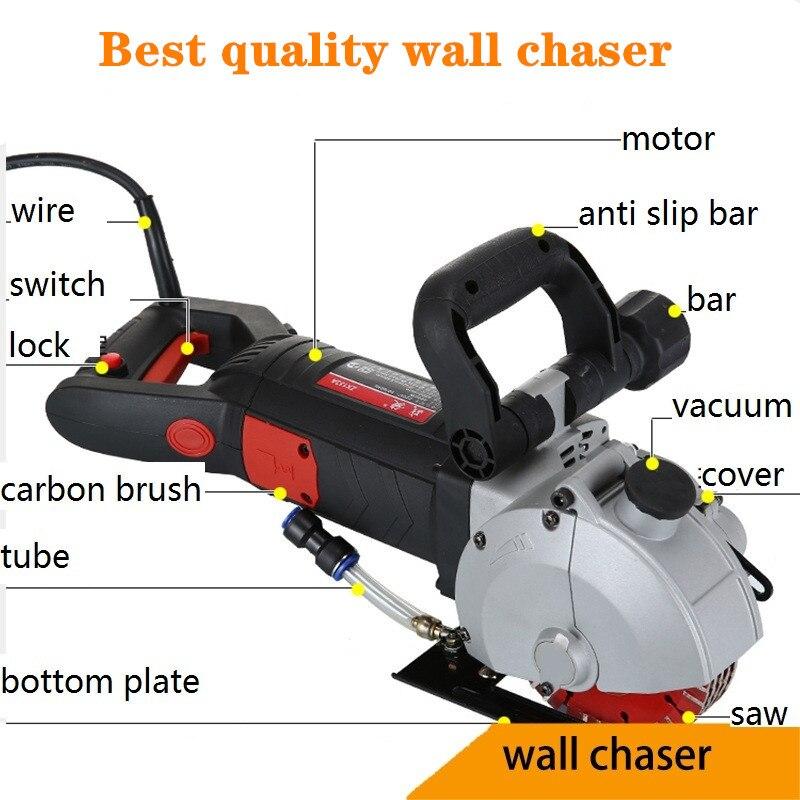 Лучшее качество, штроборез, инструменты для украшения дома, лазерная водяная электрическая долбежная машина для резки