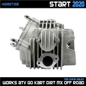 Motocicleta Kit de culata para 60mm de diámetro YinXiang YX 150cc 160cc motor Kayo ORION BSE Xmotos SSR suciedad Pit piezas de bicicleta
