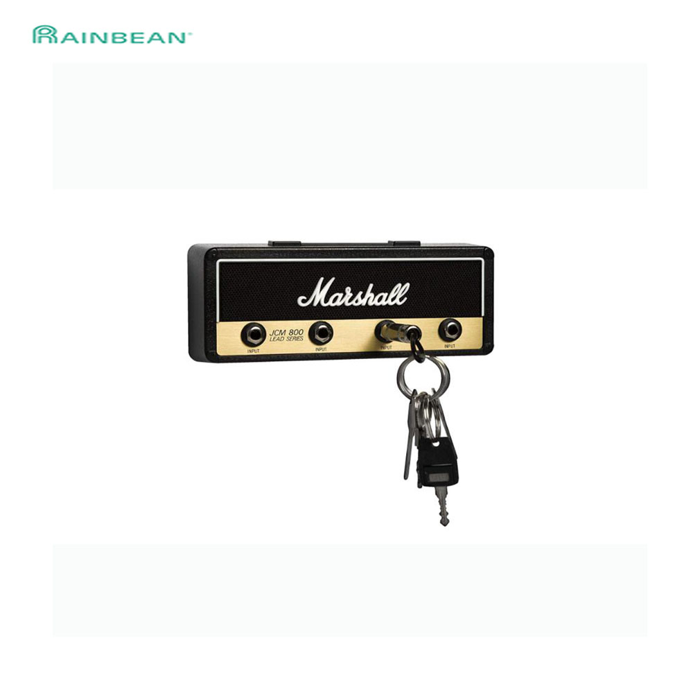 Pluginz Jack II Rack Amp Vintage Guitar Amplifier Key Holder Jack Rack 2.0 Marshall JCM800 Marshall Key Holder Guitar Key