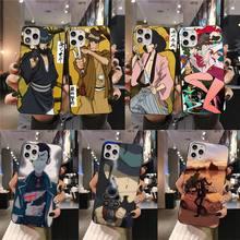 Lupin III Rupan Sansei Phone Case for iphone 12 pro max mini 11 pro XS MAX 8 7 6 6S Plus X 5S SE 2020 XR case