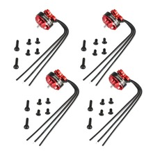 4Pcs CW CCW D1103B 8000KV 1-3S Electric Brushless Motor for RC 80 90 100mm Micro FPV Drone Multirotor Aircraft Quadcopter tarot tl400h9 2212 1200kv brushless motor with prop for multirotor quadcopter fpv drone f17388