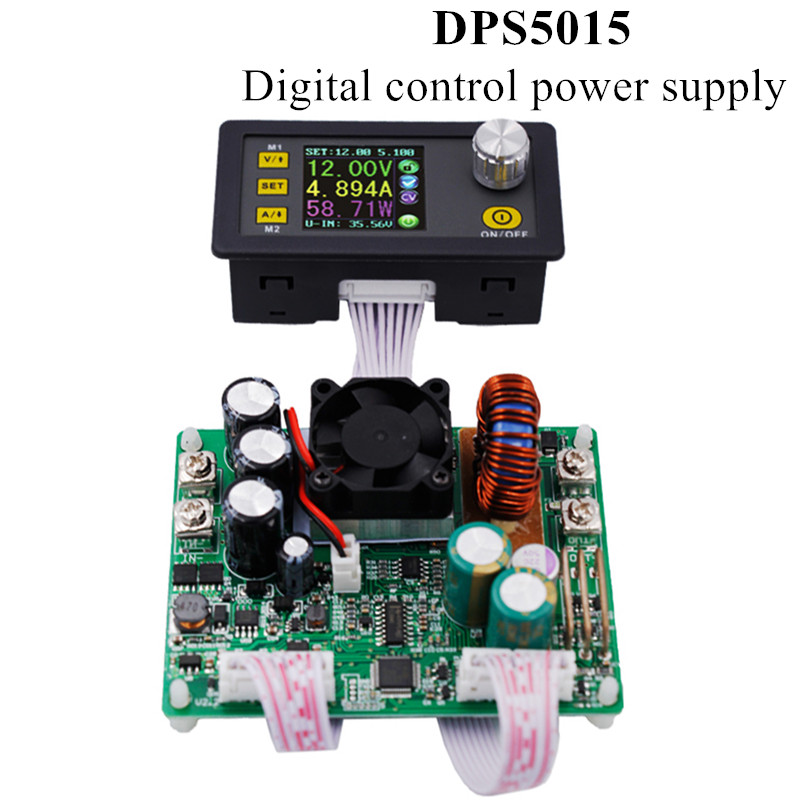DPS5015 contrôle tension constante courant Constant alimentation communication courant convertisseur de tension voltmètre 50V 15A 40% off