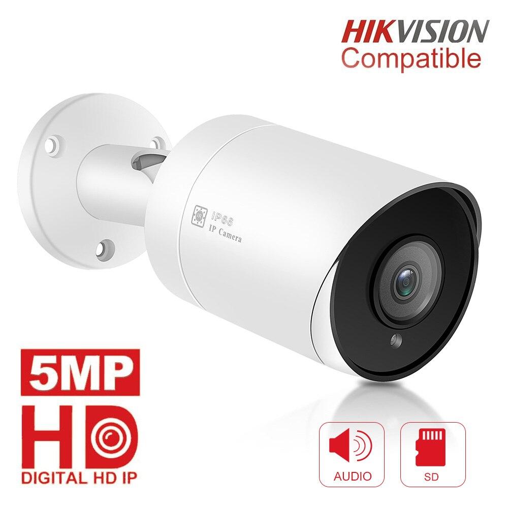 5MP HD Bullet IP…