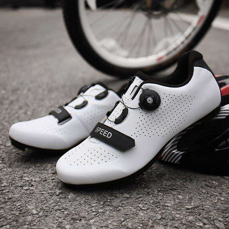 de bicicleta de montanha sapatos de ciclismo