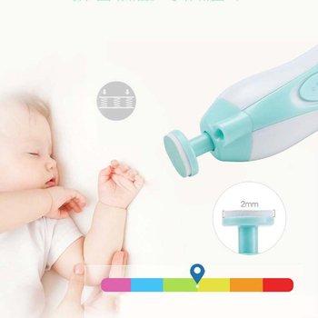 Baby Electric Nail Sharpener Baby Nail Scissors Newborn Children Nail Scissors Baby Nail Scissors Nail Tools