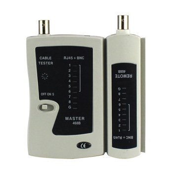 OULLX BNC Coaxial RJ45 Cable Lan Tester Network Tester  Cat5 Cat 6 Cat7 UTP Networking Tool network Repair 1