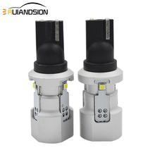 цена на 2x 600Lm W16W T15 LED Bulbs Canbus OBC Error Free ZES chips LED Backup Light 921 912 W16W LED Bulbs Car Reverse Lamp 12-24V 5.3W