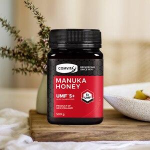 Image 5 - Original NewZealand Comvita Manuka Honey UMF5+500g for Digestive Immune Health Respiratory System Cough Sooth Coughs Sore Throat