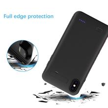 4200mAh Battery Charger Case For iPhone 7 8 6 6s External Power Bank Charing Case For iphone 6 6S 7 8 Plus Charger case