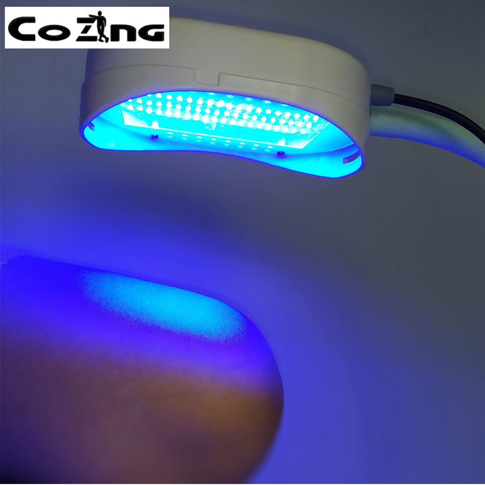 Photon Light Remove Wrinkles with Red and Blue Led