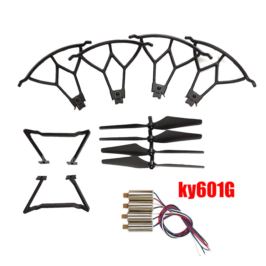 ky601g landing gear Skid for KY601S Rc Foldable RC Drone Quadcopter parts
