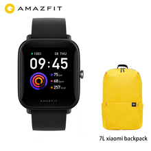 Original Amazfit Bip U Fitness Track Smartwatch 5ATM Waterproof Color Display GLONASS Sleep Monitoring for Android for IOS