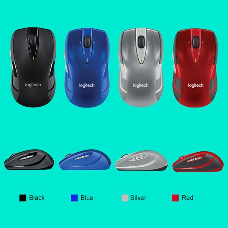 Image 5 - Logitech M545/M546 2.4GHz Wireless Laser Mouse Ergonomic Optical Gaming 1000 DPIMice for Laptop Desktop PCMice