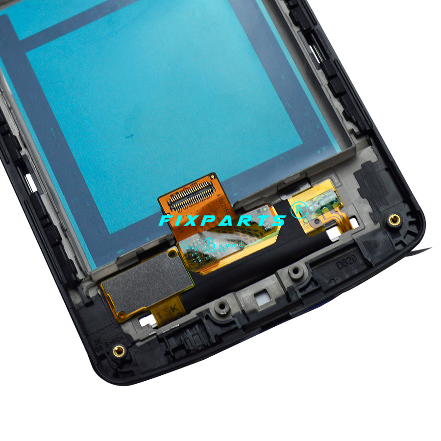 LG Google Nexus 5 LCD Display Touch Screen Digitizer Assembly With Frame