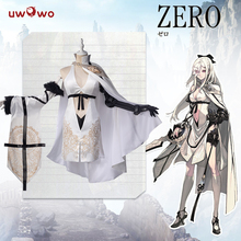 Uwowo gioco Drakengard3 Zero Cosplay Costume e armature Drag On Dragoon 3 The trayer Cosplay
