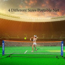 Volleyball-Net Tennis-Net Training Sports Beach Outdoor Mesh Badminton-Net New