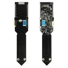 جديد TTGO T Higrow ESP32 واي فاي وبلوتوث بطارية و DHT11 مستشعر درجة حرارة التربة والرطوبة بالكهرباء