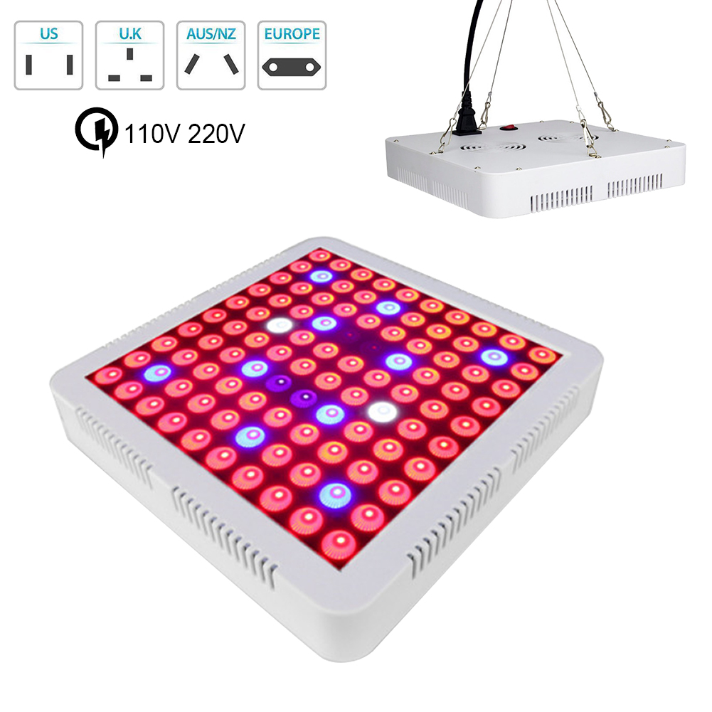 2000W LED Grow Light Panel Power Saving Light Suitable For Plant Growing Flower Growing Full Spectrum Plant Growing(China)
