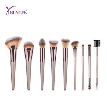 YBLNTEK Makeup Brushes Set For Foundation Powder Blush Eyeshadow Eyebrow Eyeliner Concealer Lip Make Up Brush Cosmetics Tools