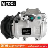 Compresor de aire acondicionado de coche nuevo de alta calidad para Kia Grand Carnival 2006 2 7 gasolina 977014D600 97701 4D600|Instalación de aire acondicionado| |  -