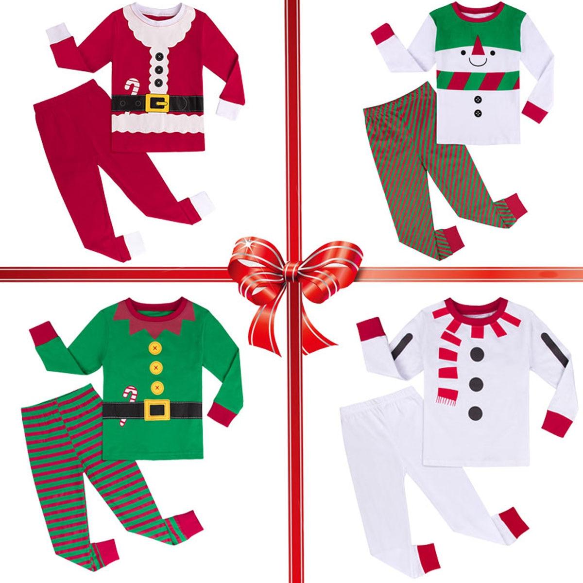 kids Christmas   Pajamas   Toddler Boys Superhero Hulk Spiderman Captain Dinosaur Sleepwear Children Clothing   Set   Avengers Nightwear