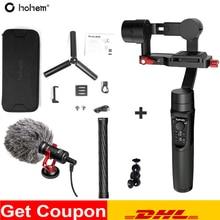 Hohem iSteady Multi 3 Achse Handheld Stabilisator Gimbal für Spiegellose Kamera telefon Action Gopro Hero 5 6 7 PK kran M2 G6 Plus