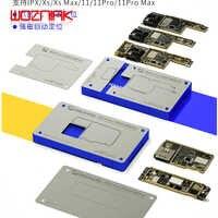 Plataforma de estaño para placa base de nivel medio, accesorio mecánico IBGA PRO Position para X XS XSMAX 11 11Pro 11ProMax