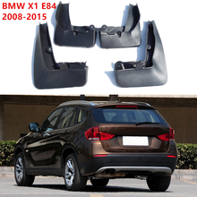 4Pcs/Set Mudflaps Fit For BMW X1 E84 2008-2015 Mudguards Car Fenders Splash Guards Mud flaps Mud Splash Mudflap цена в Москве и Питере