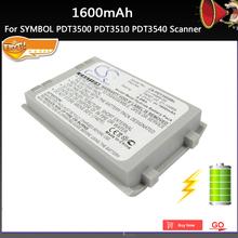 1600mAh Batteries For SYMBOL PDT3500 PDT3510 PDT3540 Scanner batteries PN 18081-02 21-14969 21-14969-02 50-14000-059 cheap HON-MARK 100 scans second Barcode Scanner 300*300 CMOS IEEE 1394 32 Bit Bar Code Scanner