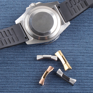 Image 3 - High Quality Stainless Steel End Link for Submaine Explorer GMT Day tona Value Added Combination Watchband Connectors Tools