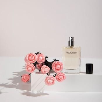 Women Perfume Rose Fragrance Long Lasting Perfume Female Fresh Spray Eau De Toilette 50ml