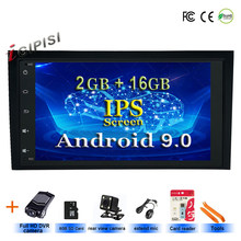 IPS Tela HD Android 9.0 DO GPS DO CARRO estéreo de Rádio Para Audi A4 B6 B7 S4 B7 B6 RS4 B7 ASSENTO exeo no dvd multimedia player WIFI BT(China)