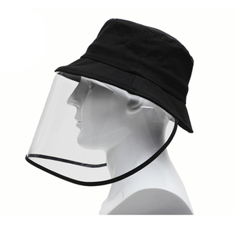 Ochronny kapelusz typu bucket Unisex przeciwwiatrowy kurz przeciwmgielne kapelusze przeciwsłoneczne mężczyźni załączający osłony przeciwkurzowe czepek przeciwsłoneczny kapelusz rybaka tanie i dobre opinie Speelk COTTON Dla dorosłych Kopuła Stałe H0167 Wiadro kapelusze Na co dzień 55-59 cm 120 g Anti-wind Dust Anti-fog Sun Hats Women Men Chlid
