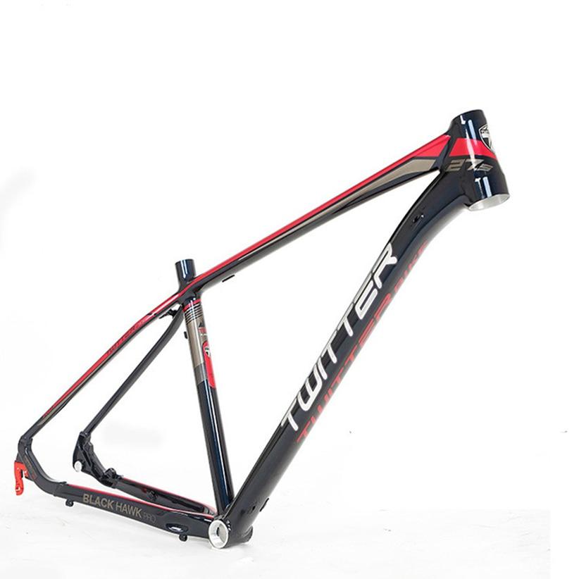 Twitter MTB Pro Bike Aluminum XC Off-road Frame Magic Color Standard Color Paint Bicycle Frame